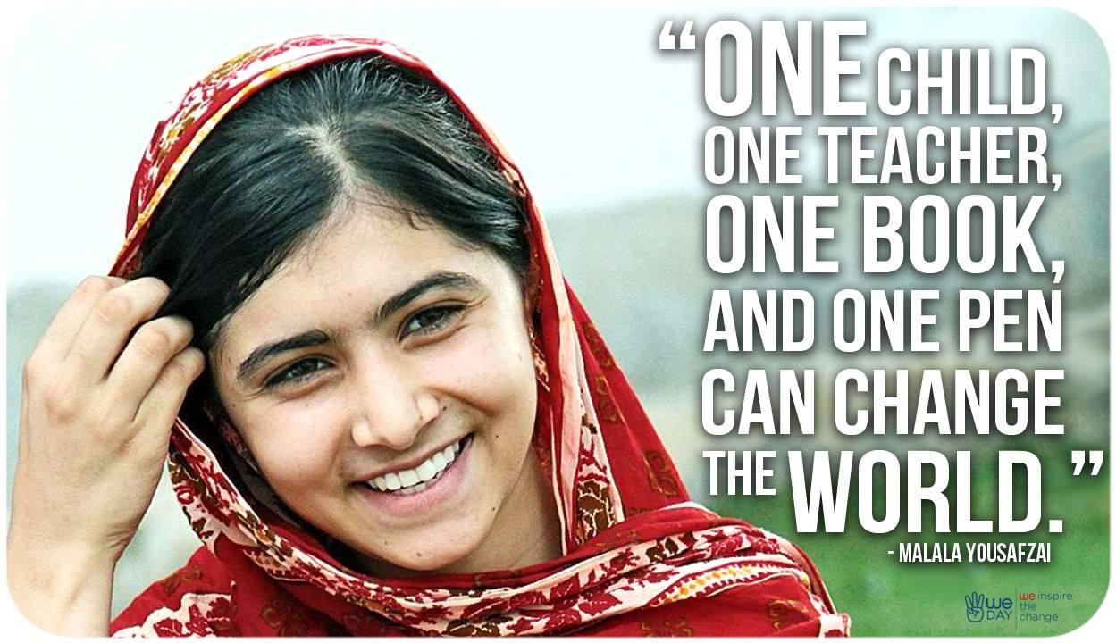 Quotes From I Am Malala I Am Malala On Emaze