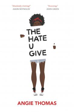 The Hate U Give cover photo
