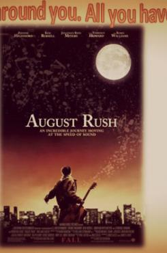 August Rush graphic