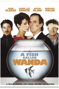 A Fish Called Wanda graphic