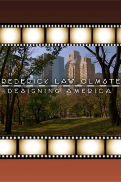 Frederick Law Olmsted film graphic