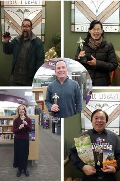 Oscar Contest Winners 2017