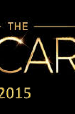 Oscars 2015 graphic
