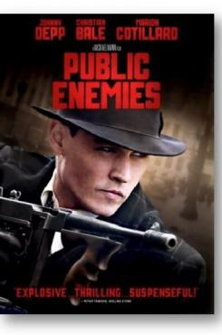 Public Enemies graphic