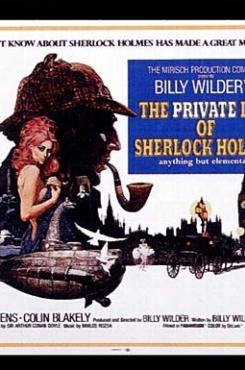 The Private Life of Sherlock Holmes graphic