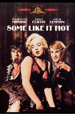 Some Like It Hot graphic