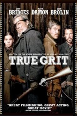 True Grit graphic