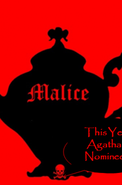 Agatha Awards graphic