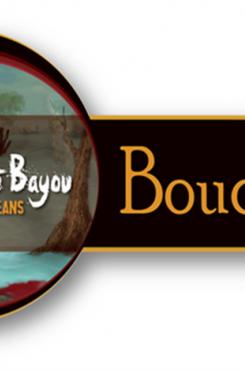 Bouchercon New Orleans 2016 Logo