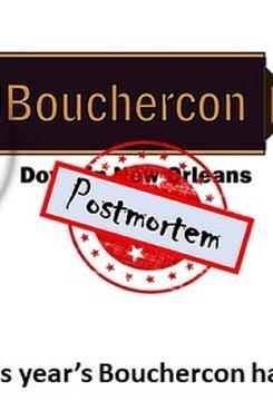 Bouchercon 2021 New Orleans graphic