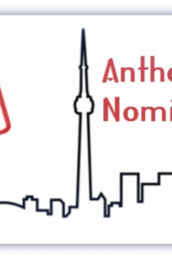 Bouchercon Toronto Anthony Awards graphic