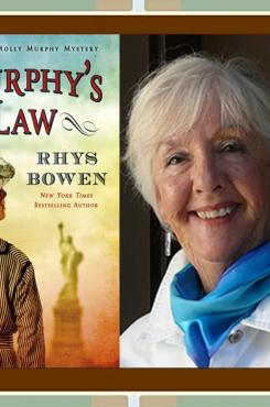 Rhys Bowne with Murphy's Law cover