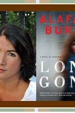 Alafair Burke and Long Gone cvr