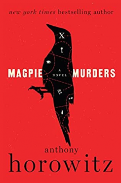 Cover for Magpie Murders