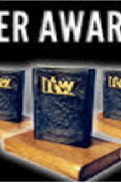 International Thriller Writers Awards graphic