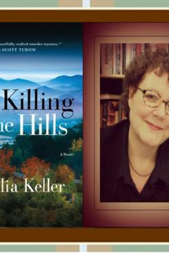 A Killing in the Hills with Author Pic