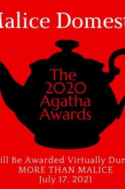 Malice Domestic's Agatha graphic