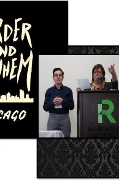 Murder and Mayhem in Chicago Lori and Dana