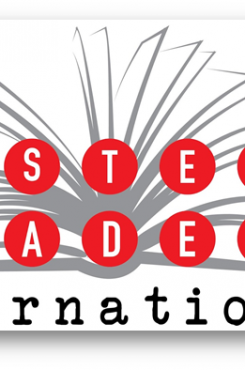 Mystery Readers International logo