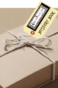 Mystery Book package graphic