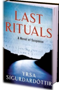 "Cover of ""Last Rituals"" by Yrsa Sigurdardottir"