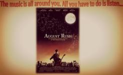 August Rush graphic