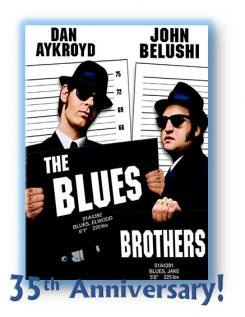 The Blues Brothers graphic
