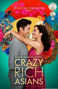 Crazy Rich Asians graphic