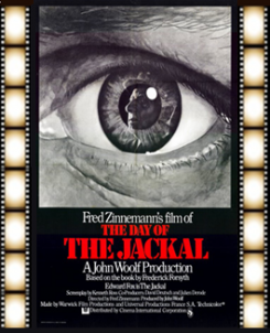 The Day of the Jackal graphic