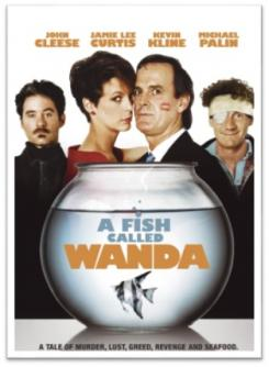 A Fish Called Wanda graphic