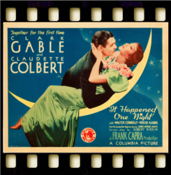 It Happened One Night graphic