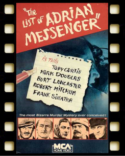 The List of Adrian Messenger graphic