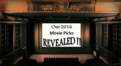 Movie Picks for 2016 Logo