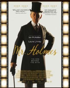 Mr. Holmes graphic