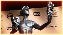 SAG awards graphic