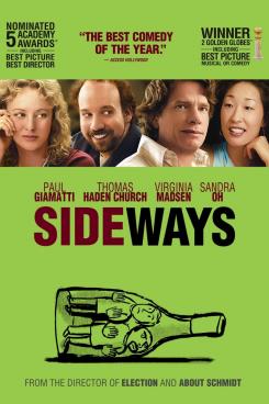 Sideways graphic
