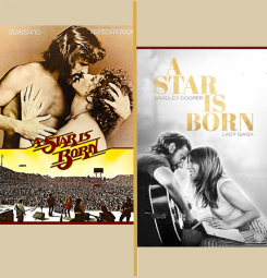A Star is Born graphic