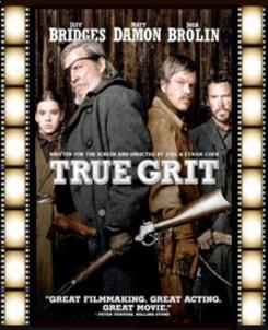 True Grit graphic