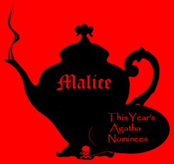 Agatha Award Nominees graphic