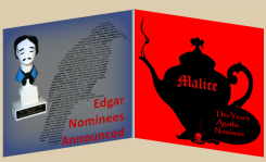 Edgar and Agatha Nominees graphic