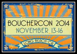 Bouchercon 2014 - World Crime Convention