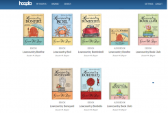 Boyer Hoopla Books graphic