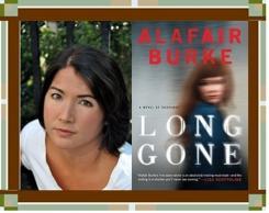 Alafair Burke and Long Gone cvr