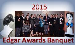 Edgar Awards Banquest with Edgar Winners
