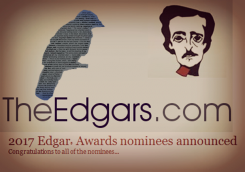 Edgar Award Nominees graphic