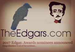 Edgar Award Nominees graphic