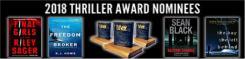 International Thriller Awards 2018