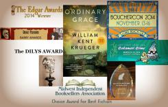 Ordinary Grace Awards Collage graphic