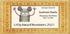 Lefty Award Nominees graphic