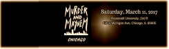 Murder and Mayhem Chicago graphic